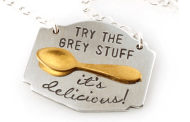 Try the Grey Stuff with this Cute Belle Inspired Necklace