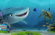 Finding Dory Characters Joining Turtle Talk with Crush