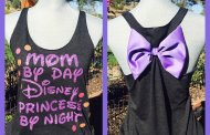 Make Mom Feel Like a Princess With this Disney Mom Shirt