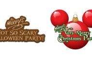 2016 Mickey's Not So Scary Halloween Party & Mickey's Very Merry Christmas Party Tickets to go on Sale May 5th