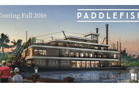 New Details on Paddlefish Opening This Fall in Disney Springs