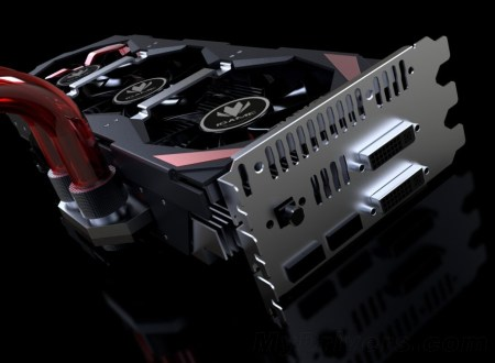 Colorful Reveals iGame GTX 780 Ti Kudan - Tri Fan Hybrid Cooler