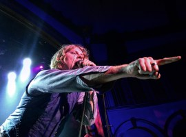 Ty Segall & the Muggers - Neptune Theatre, Seattle 1-21-16