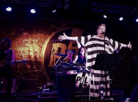 John Lydon & Public Image Limited - Concord Music Hall 11- 18-15