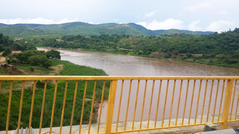 Luangwa bridge