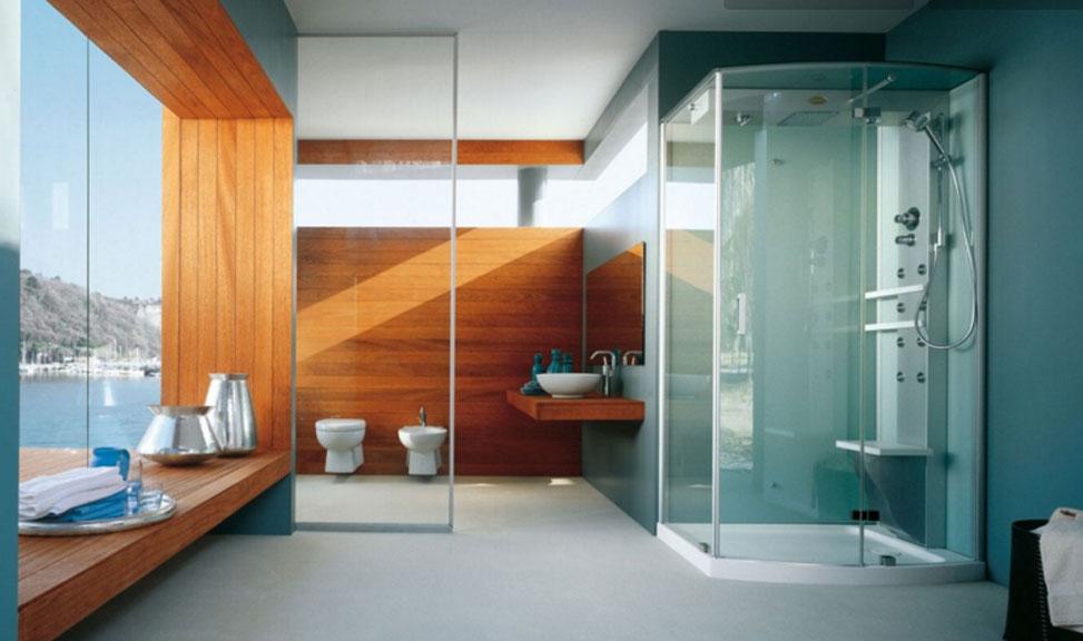 Cabinas de duchas en ba os modernos for Cabinas de bano baratas