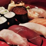 Sushi Sashimi Platter at Chisou Chiswick, Copyright Mat Smith Photography