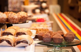 Chiswickish Blog - Foodie Reviews - Outsider Tart - Breakfast Puffs and Sausage Rolls