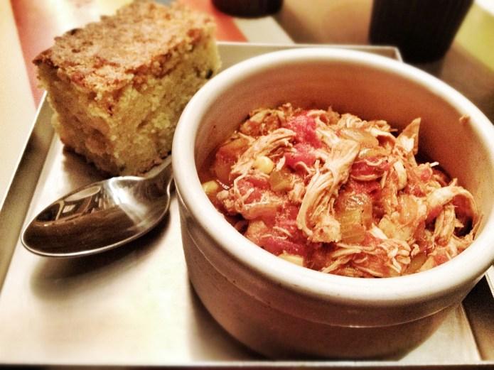 Chiswickish Blog - Foodie Reviews - Outsider Tart - Chili Night
