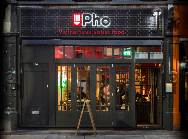 Pho, Chiswick High Road