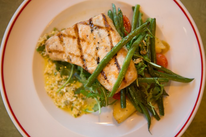£15 - Swordfish (Special of the day)