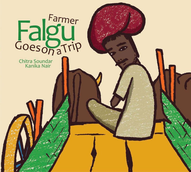 Farmer Falgu Goes on a Trip - Karadi Tales - a story filled with song, music and frolicking fun.