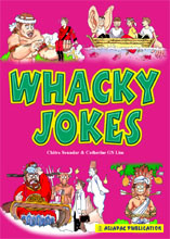Whacky Jokes, Asiapac Books