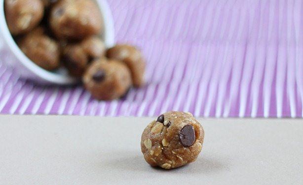 peanut butter cookie balls