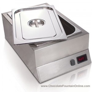 tabletop chocolate tempering machine