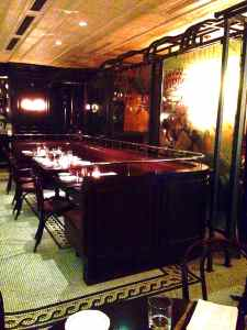 La Societe, restaurant, toronto, canada, winterlicious