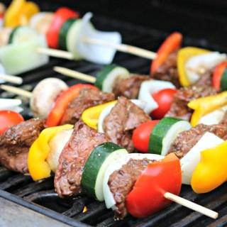 grilled.steak.vegetable.kabobs