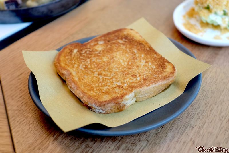 Late night sandwich at Bar Brosé, Darlinghurst