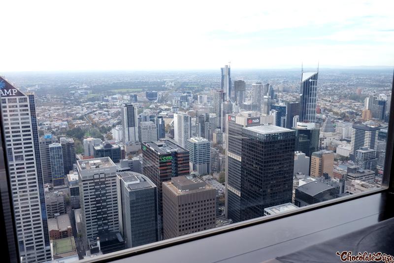 Vue de monde, Melbourne
