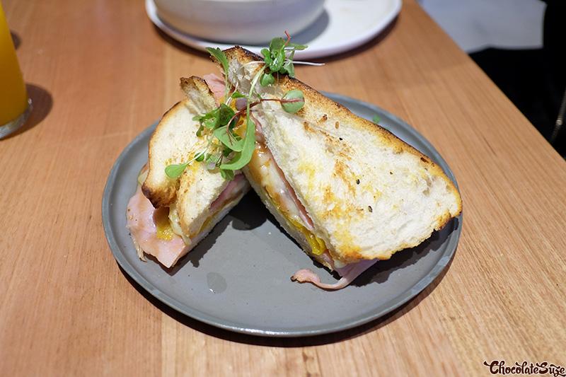 Ham In Glove at Henry Lee's, Redfern