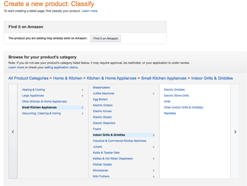 Kategoria produktu