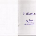 Five diamonds: a short story
