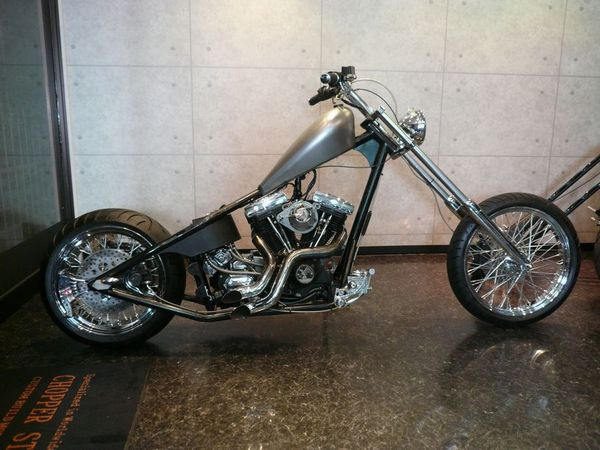 1998 Evo Chopper