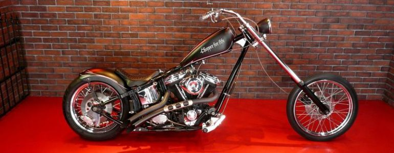 1991 Softail Chopper(改)