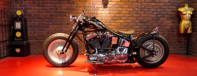 1998年 FLSTF old-bobber style 4