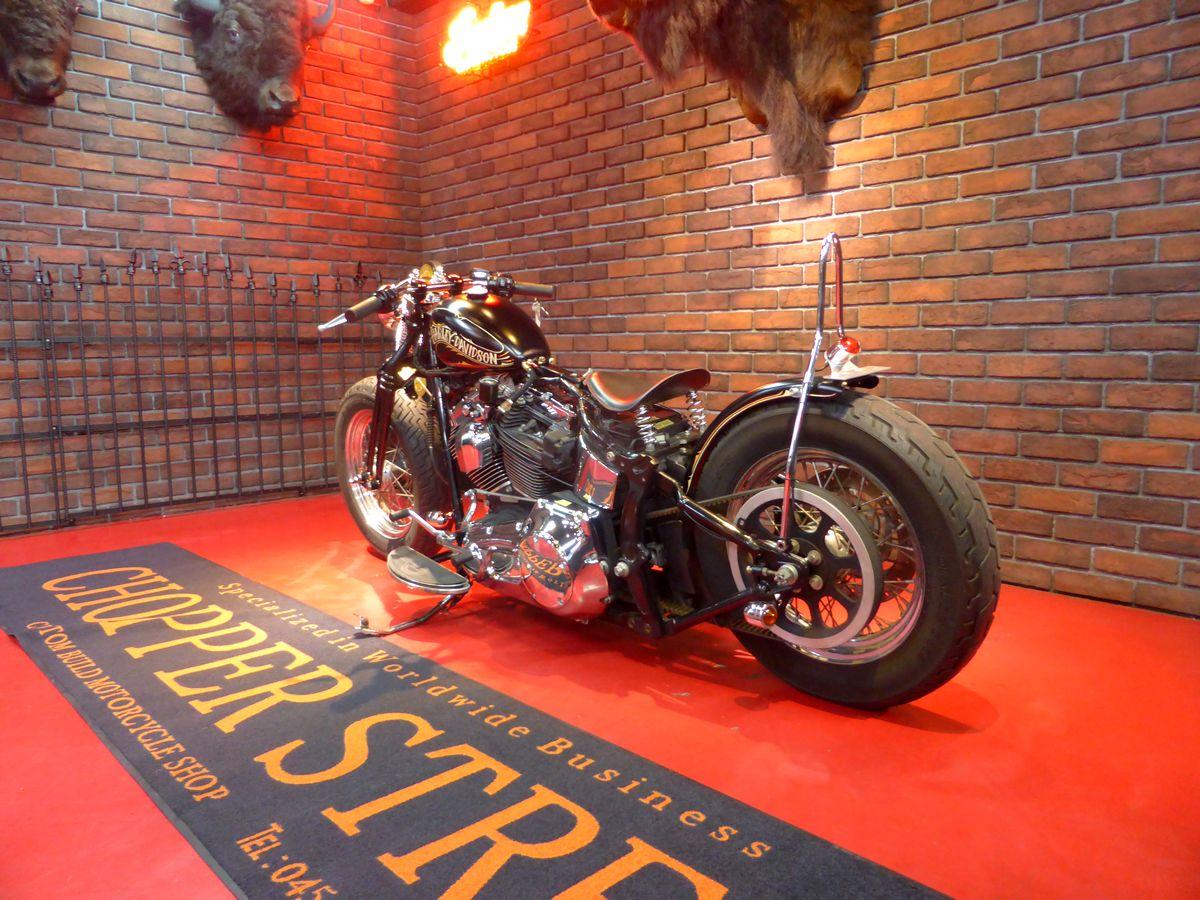 2001年 FLSTC old bobber style12