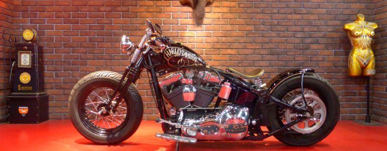 2002年 FLSTF old bobber style 13