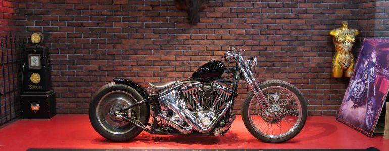 2000年 FXSTD old bobber style