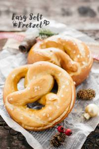 Easy Soft Pretzel