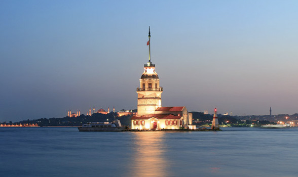 Leander's Tower