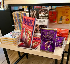 The Great Chocoplot, Chris Callaghan, Charlie and the Chocolate Factory, Roald Dahl