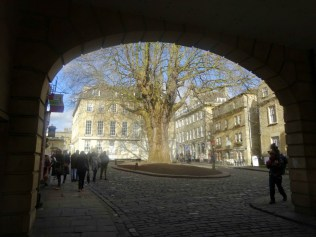 So many hidden gems to find in Bath