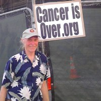 Ralph Cole cured his cancer with carrot juice in 2006