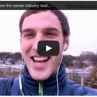 Billboard reveals how the cancer industry really sees you