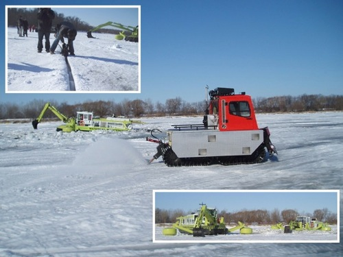 Icebreaking Machines