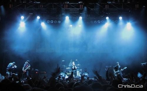 Billy Talent - Rock on the Range