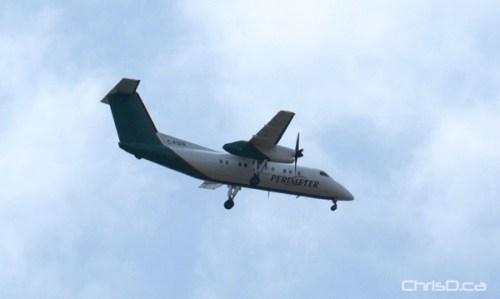 Perimeter Airplane
