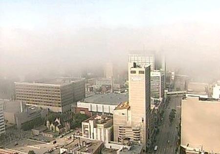 Winnipeg Fog