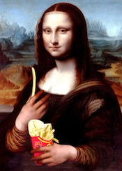 Mona Lisa - McDonald's