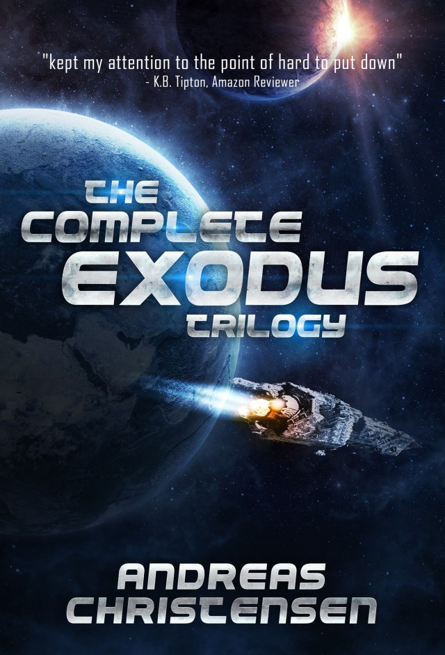 Exodus Trilogy_Audiobook