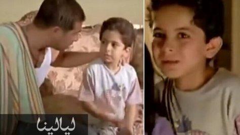 شاهدوا صور هادى خفاجة من الصغر حتى الكبر لن تصدقوا شكلوا الان 2015