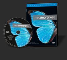 Metamorphosis media product shot