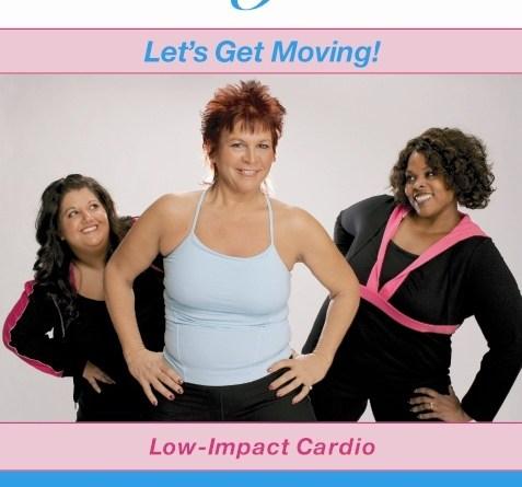 ShapelyGirl Fitness Lets Get Moving DVD