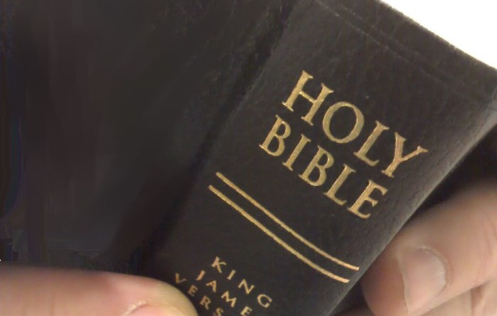 Is the Bible subject to interpretation