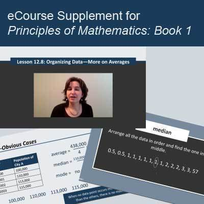 Principles of Mathematics eCourse