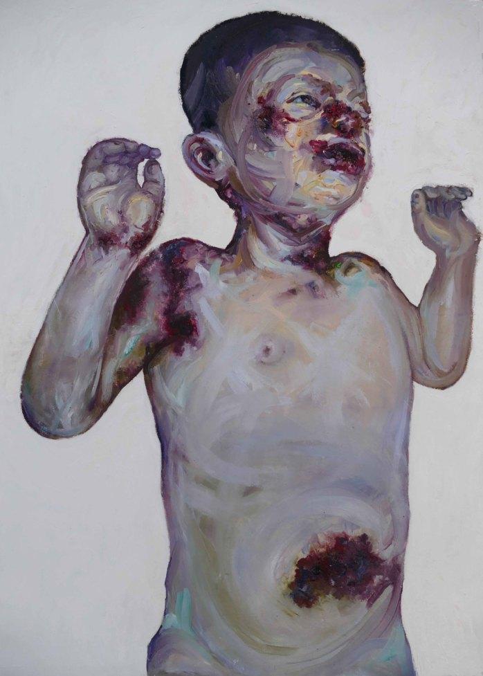 oil on canvas, 160 x 120 cm, 2014